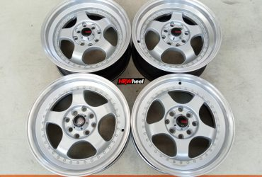 Velg Bekas Replika Work Meister Ring 15×6,5 ET:38 Pcd:8×100+114,3