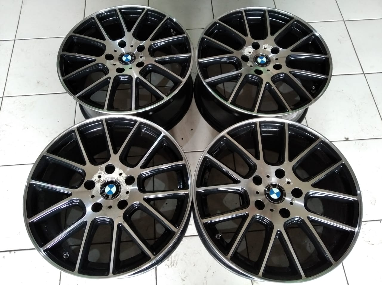 Velg bmw  ring 17