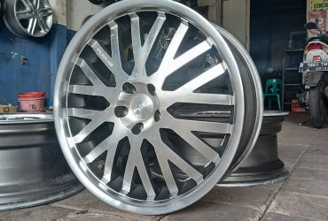 Velg Mobil Racing PDW Ring 20 Pcd 5×114'3 Velg Only (Second)