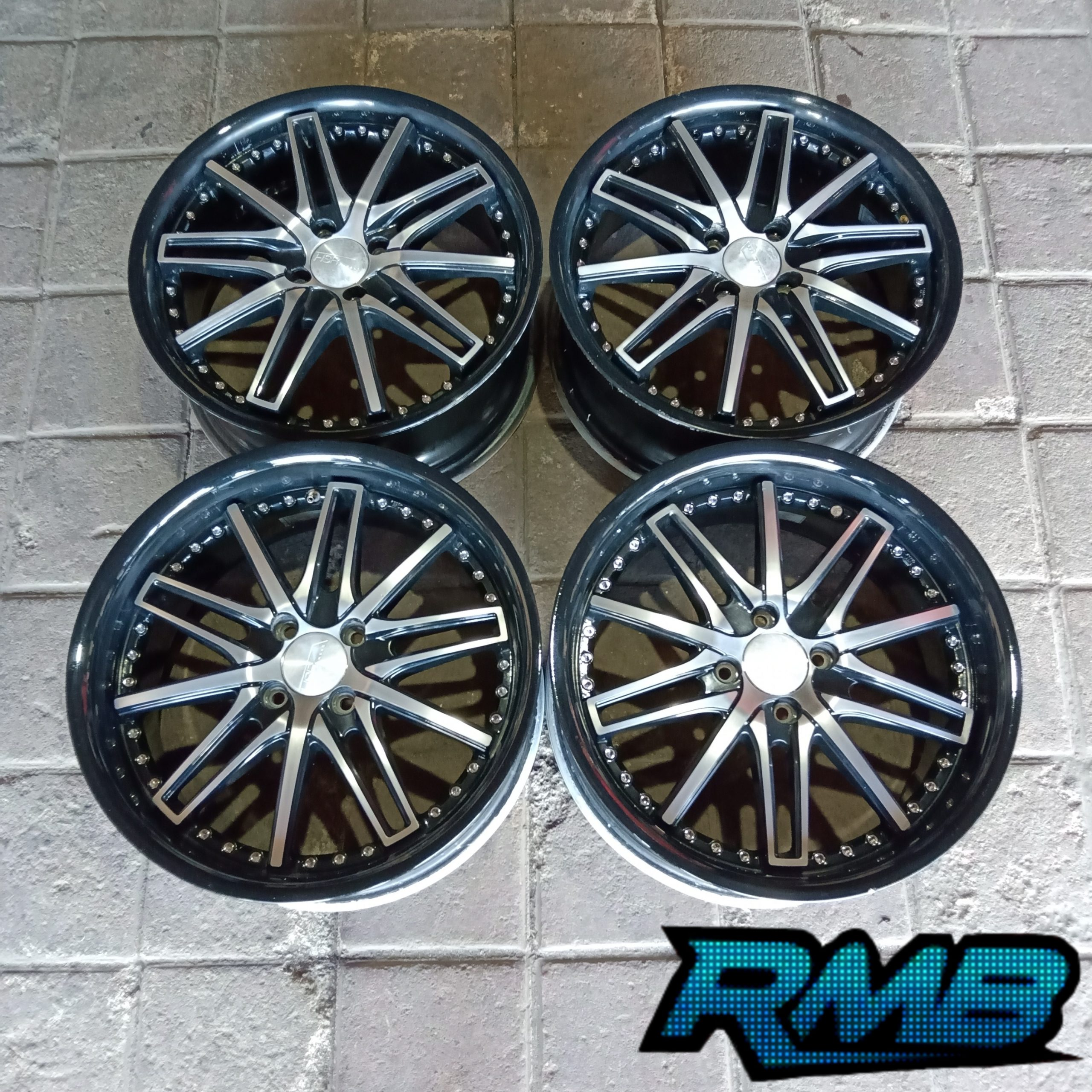 Velg Racing Alexis Ring 17 Pcd 4×100 Velg Only (Second)