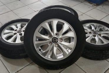 Jual velg standar livina R15 untuk grand max new carry luxio apv