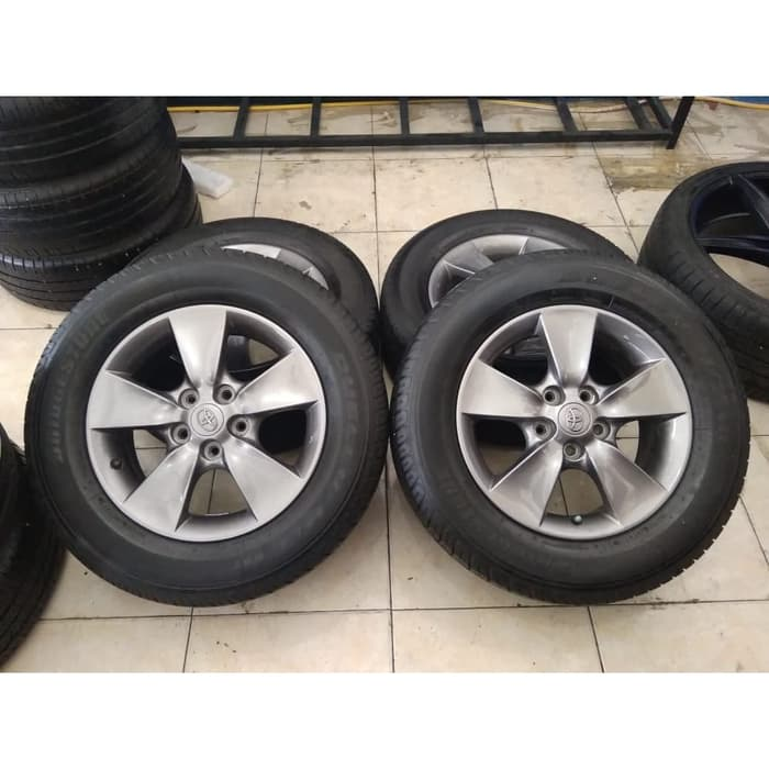 Velg Std rush ring16+ban bs 235/60r16