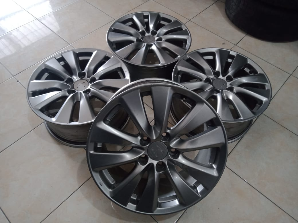 STD ACCORD R17X7,5 5X114,3ET55GREY