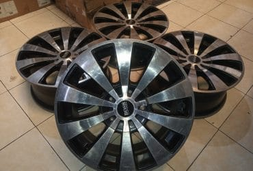 Velg Racing Boss R16x7 ET42 pcd 4×100, 4×114