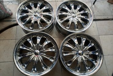 Velg Only Chrome 355 R18x7,5 ET40 pcd 5×100, 5×114 (4pcs)