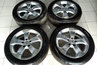 Velg std HR-V ring 17+ban 215/55/17