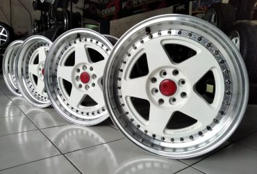 Velg Racing fifteen ring 17 pcd 8×100/114, 3