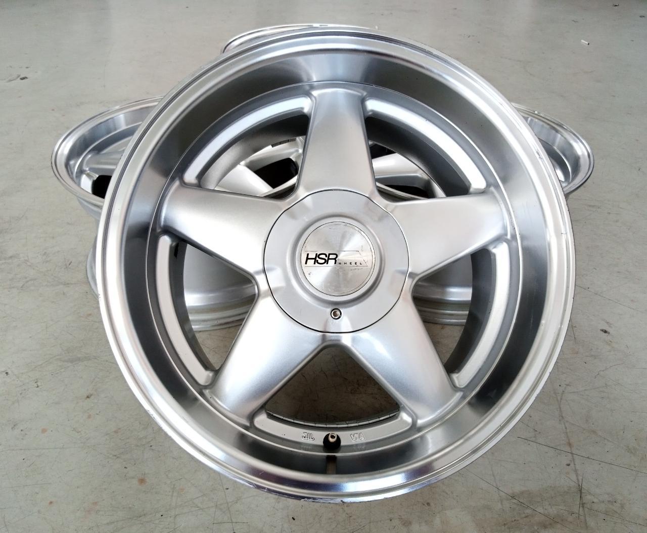 Velg Bekas HSR Type Vest Ring 16×8+9 ET:35+25 H:10×100+114,3