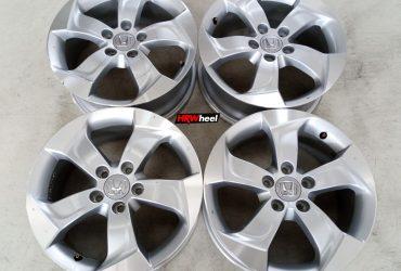 Velg Bekas Oem Honda HR-V Ring 17×7 ET:55 H:5×114,3 Silver