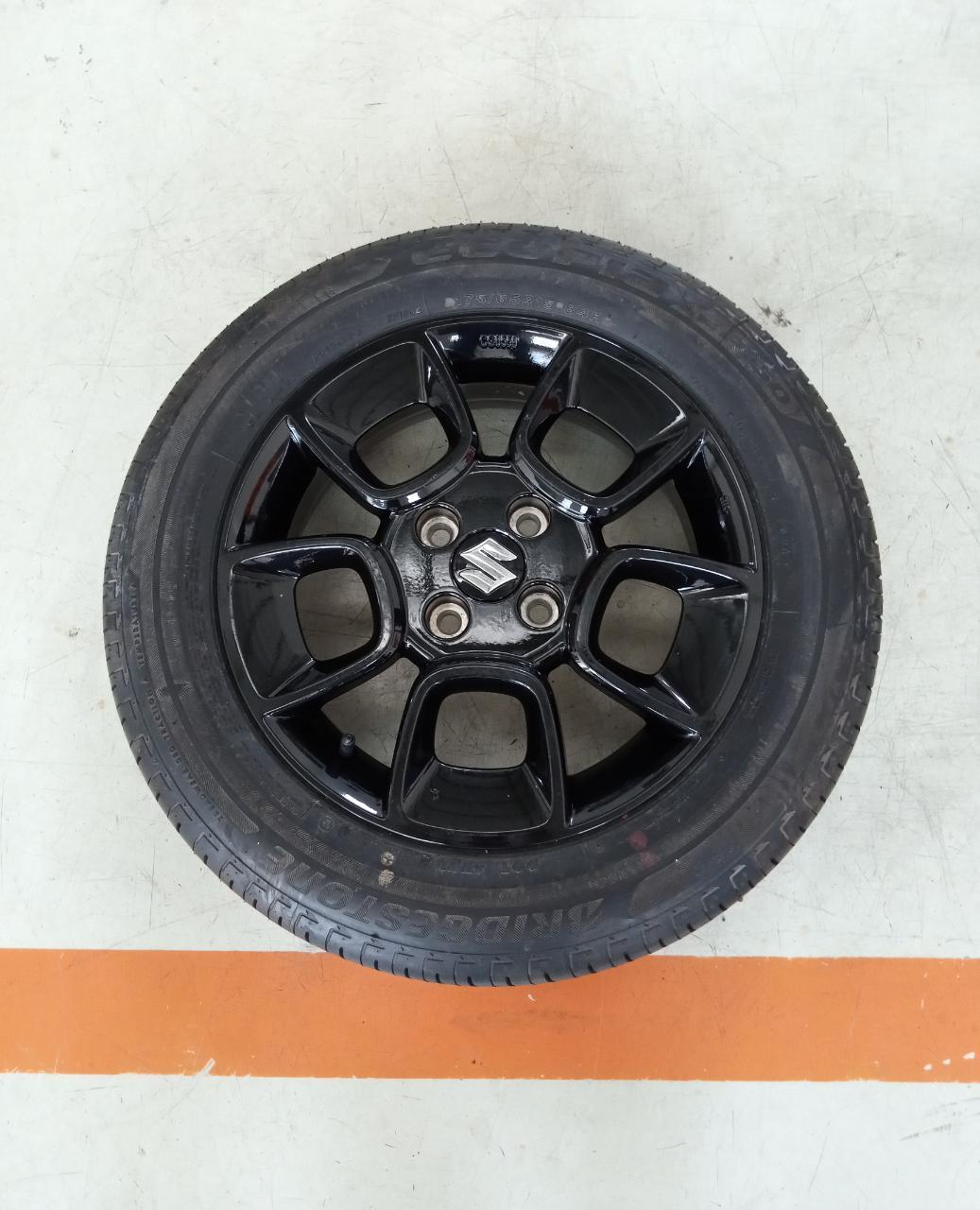 Velg Bekas Oem Suzuki Ignis Ring 15 + Ban Bridgestone 175/65/R15