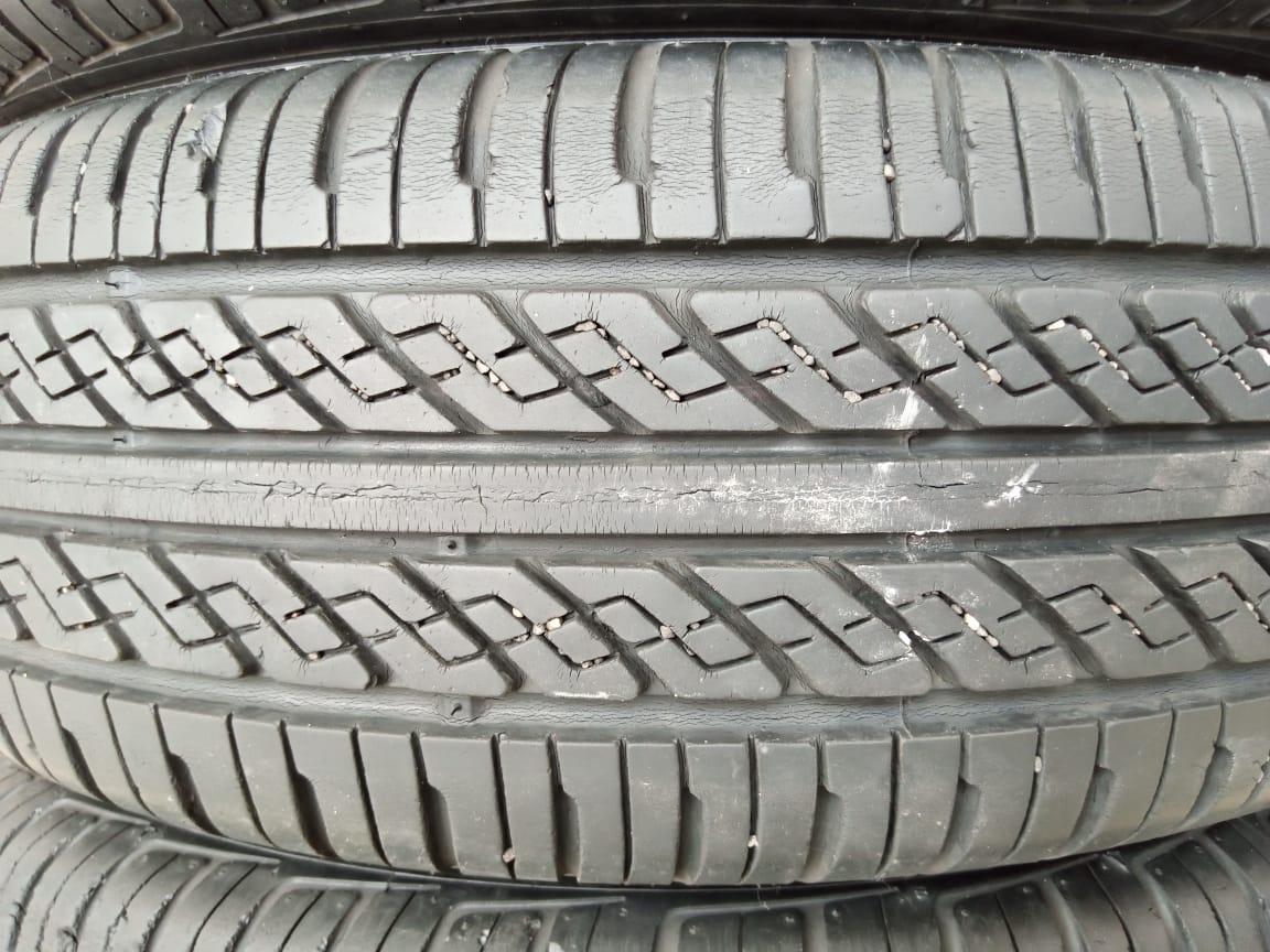 Velg Bekas Oem Honda Brio Palang 5 Ring 14 + Ban Achilles 175/65/R14