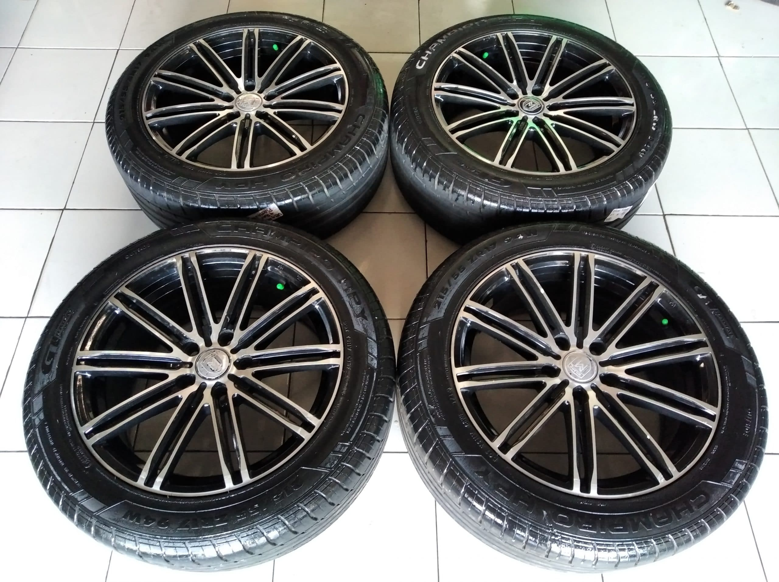 Velg Racing millano ring 17 plus ban