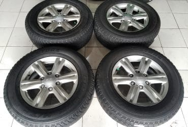 Velg std Isuzu mux ring 17 plus ban