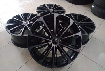 JF LUXURY R18X8 5X114,3ET45B/P