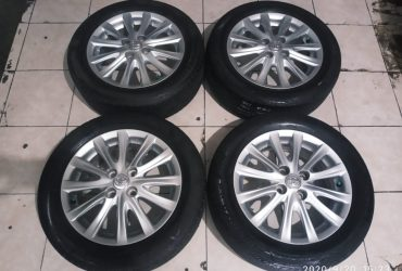 STD VIOS Plus BAN BS 185 60 R15