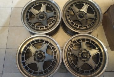 Velg Only Work R17x7,5 ET45 pcd 4×100, 4×114 (4pcs)