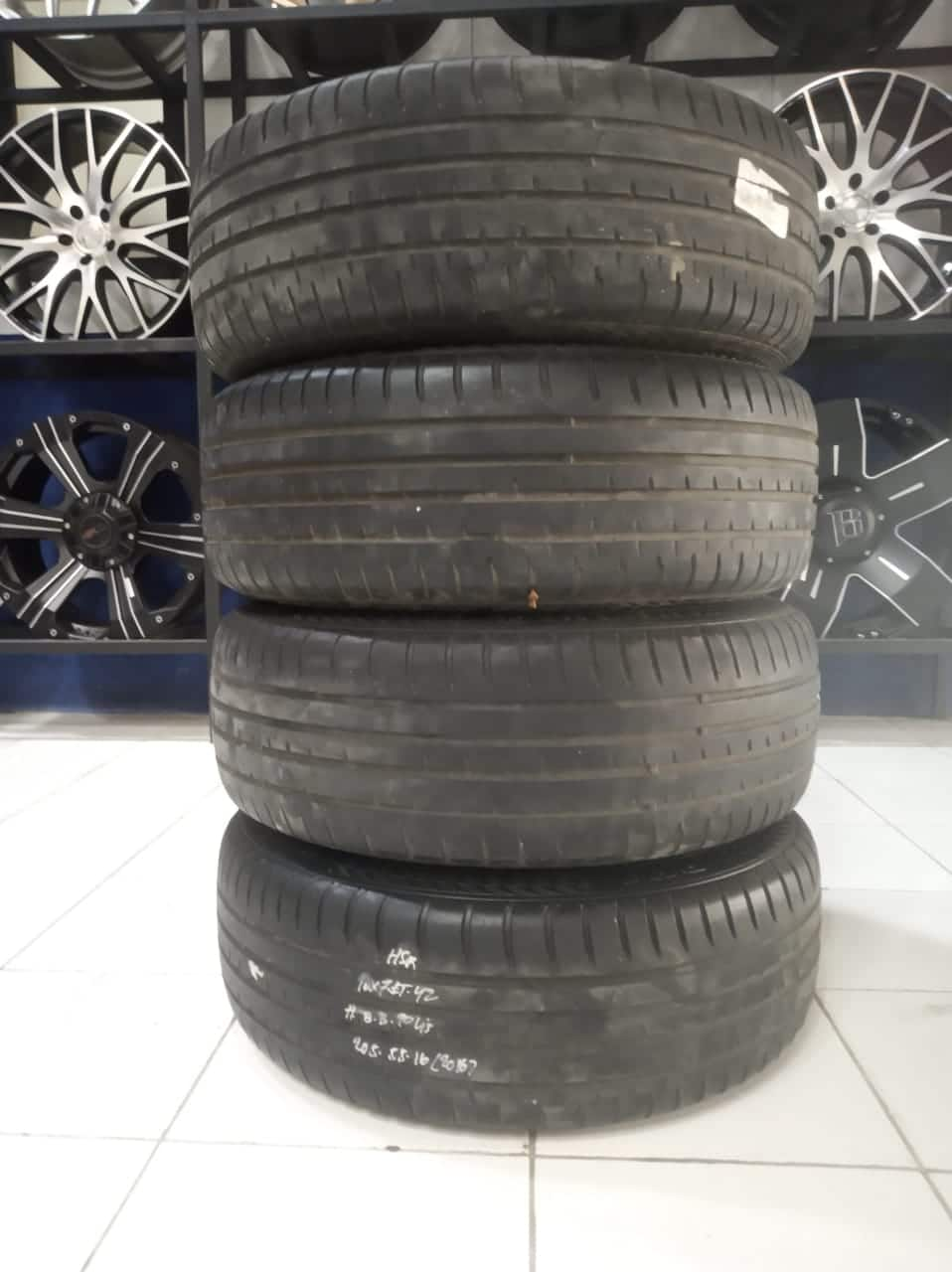 paket velg racing ring 16 pcd 4X100/4X114,3 Plus ban