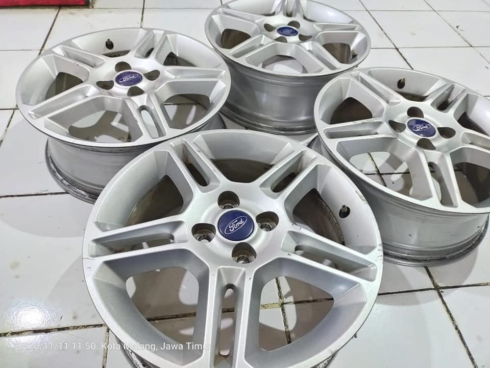 Tersedia Velg Oem Ford Fiesta Ring 16 Pcd 4×100