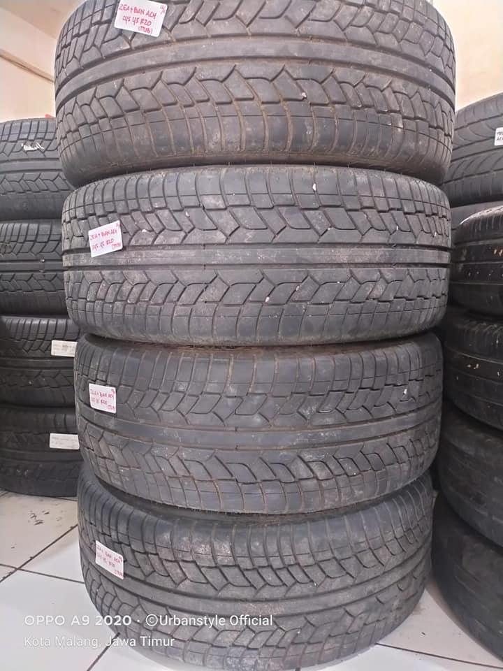 Tersedia Velg Weds Zea Spoke Wheels Ring 20 H5x114,3 + Ban 245/40 R20