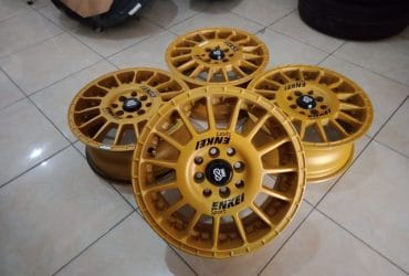 ARROW R15X6,5 8X100/114,3ET45GOLD
