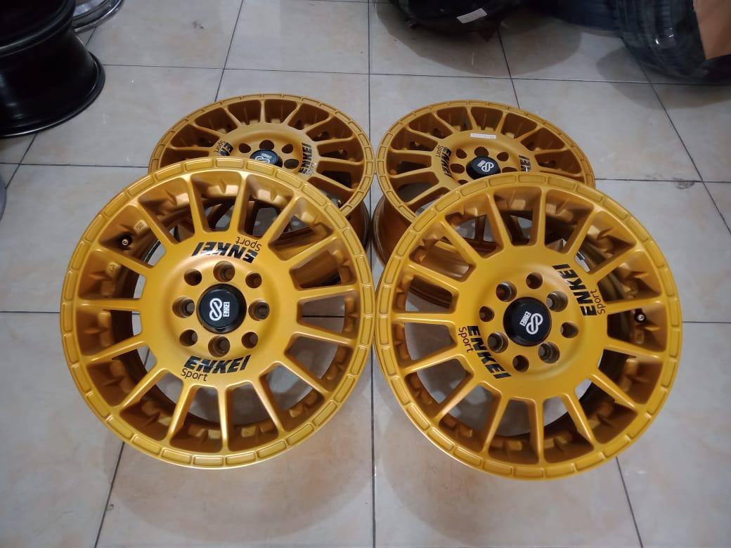ARROW R15X6,5 8X100/114,3ET45GOLD