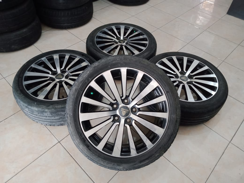 A.SPEED R17X7,5 5X114,3ET45B/P