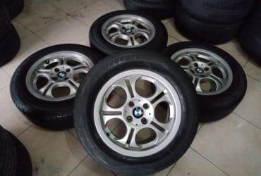 STD BMW +BAN GT(2), CONTI(1) , BS(1) 195 65 R15