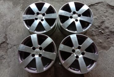 Velg Second OEM Swift R15 H4x100 Et 45