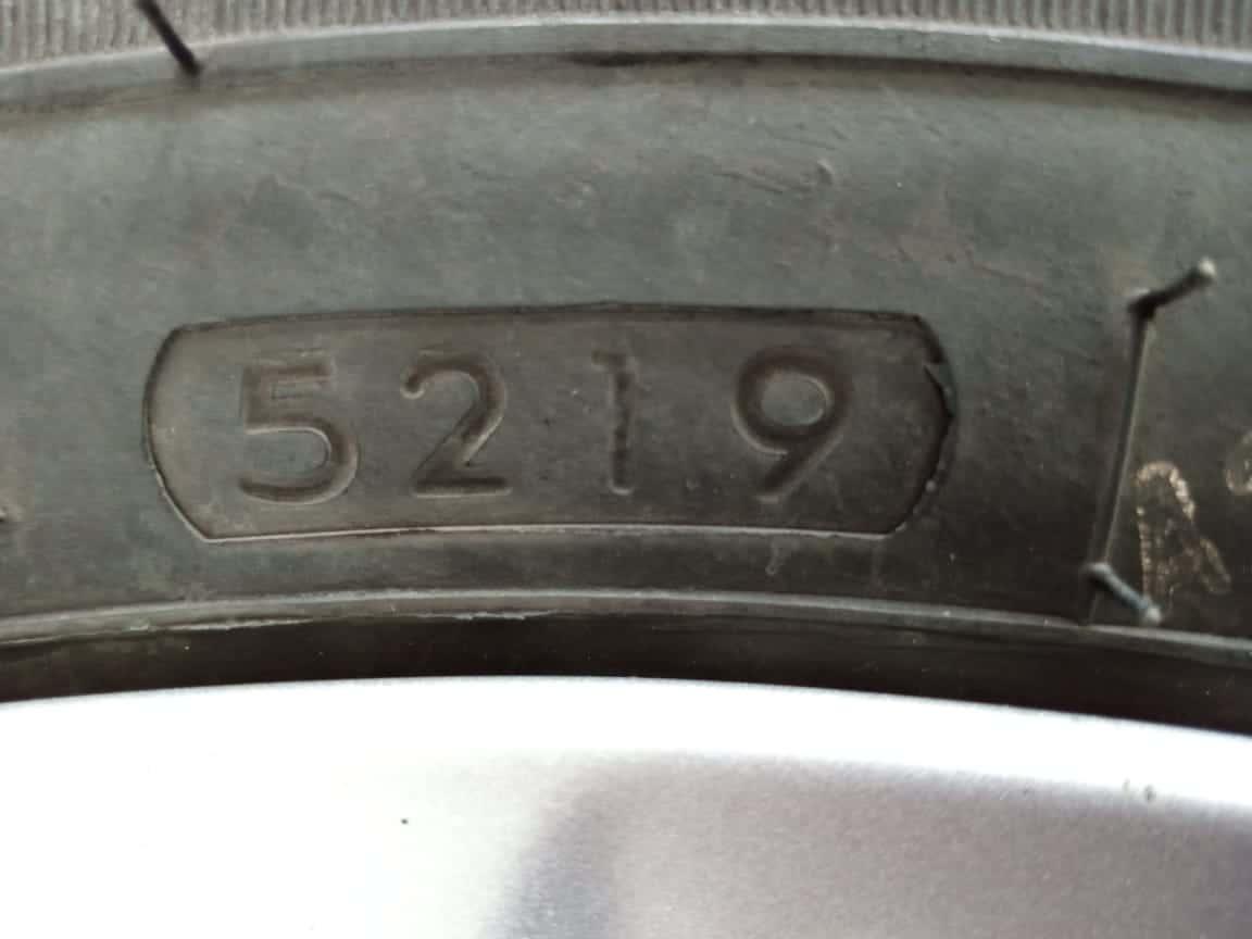 Velg Bekas Oem Daihatsu Ayla Ring 14 + Ban GT Champiro 175/65/R14