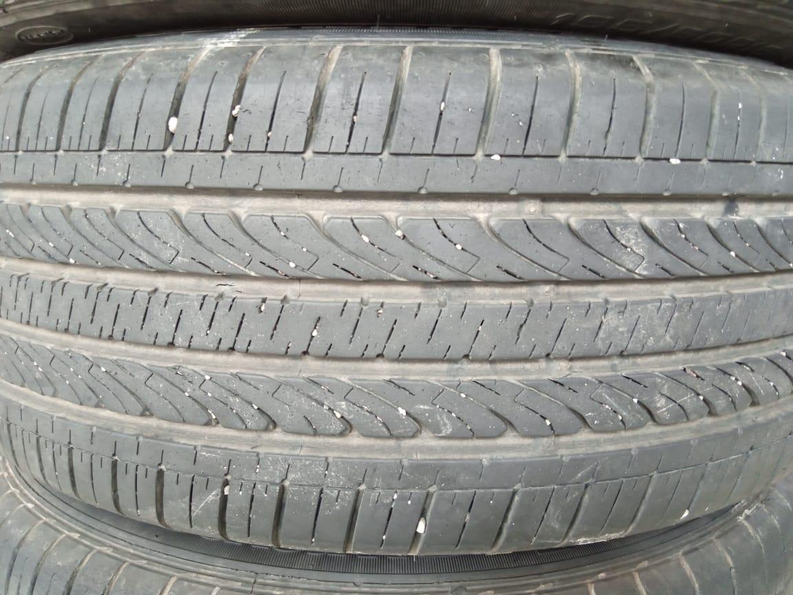 Velg Bekas Oem Daihatsu Sirion Ring 16 + Ban Goodjyear 195/50/R16