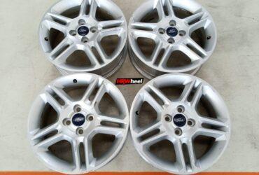 Velg Bekas Oem Ford Fiesta Ring 16×6 ET:45 Pcd:4×100 Silver