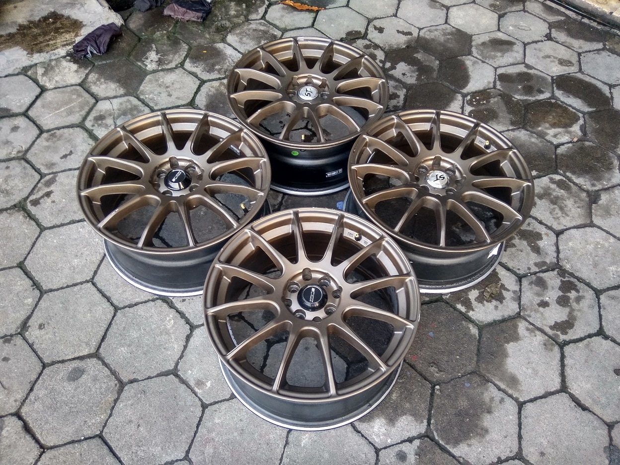 Velg Only Work Racing R17x7,5 ET45 pcd 4×100, 4×114 (4pcs)