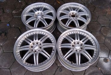 Velg only Advanti R17x7 ET42 pcd 4×100, 4×114 (4pcs)