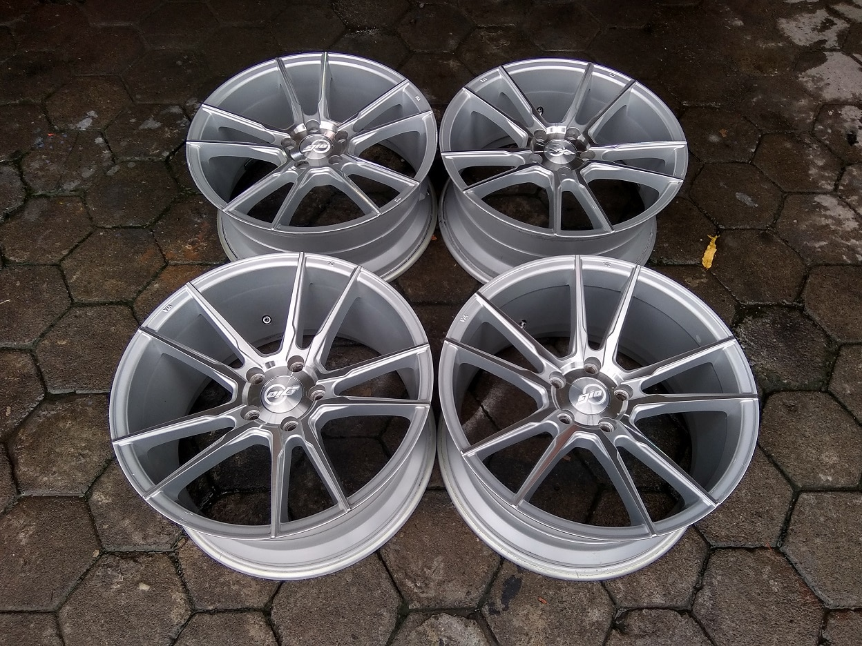 Velg Only GIO R18x8/9inc ET45/30mm pcd 5x114mm