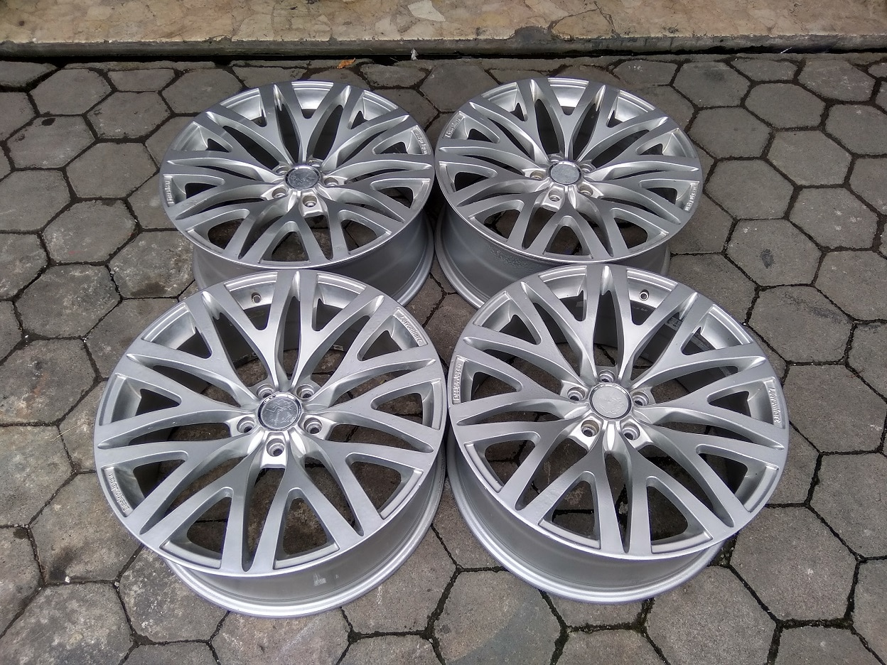 Velg Only Lowenhard R20x8,5 ET45 pcd 5×114 (4pcs)