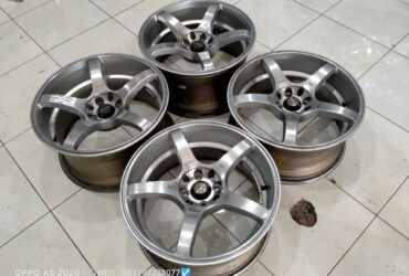 Velg Racing Second Type Prodrive Ring 17