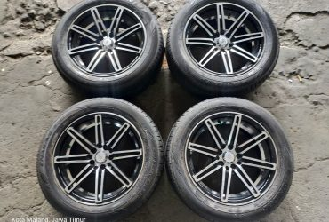 VOSSEN RACING Ring 16 H5X100/114,3 + BAN 205/55 DUNLOP 2019