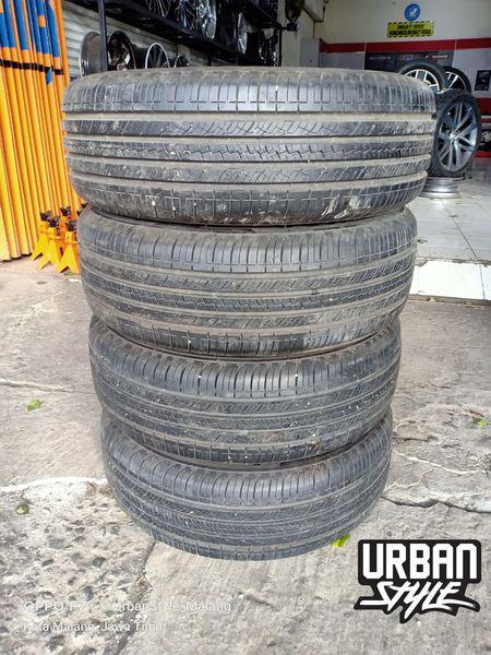 JUAL CEPAT VELG SEKEN ORI WULING ALMAZ R17 + BAN GT 215/60 R17