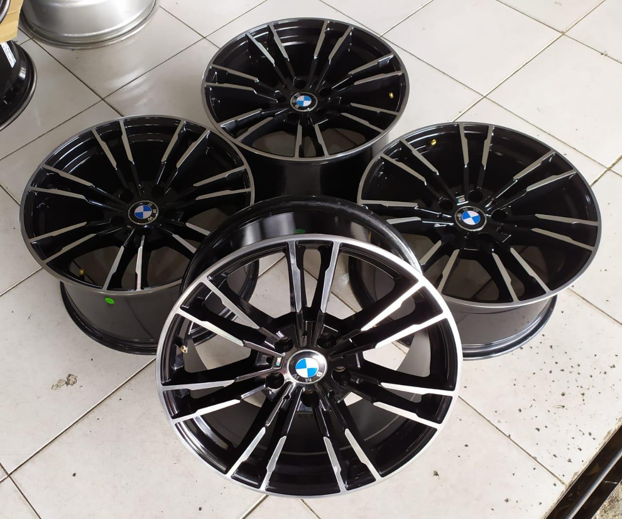 Velg Mobil Bekas BMW R18x8,4/9,5 pcd 5×120