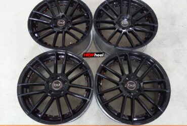 Velg Bekas Type APW Ring 18×8 ET:45 Pcd:5×114,3 Black