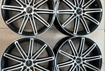pelek racing bekas murah ring17 model vossen cv4