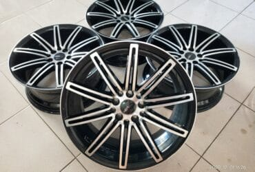 VELG RACING BEKAS MURAH RING17 TYPE VOSSEN NE4