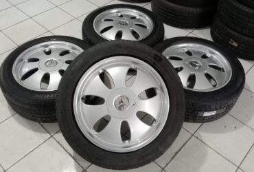 Velg Racing Mobil Compomotive R17 untuk inova grand max bmw new carry