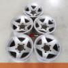 Velg Mobil Type Rocky Ring 15 H:5×139,7 Bisa Untuk Jimny ,Katana ,Escudo