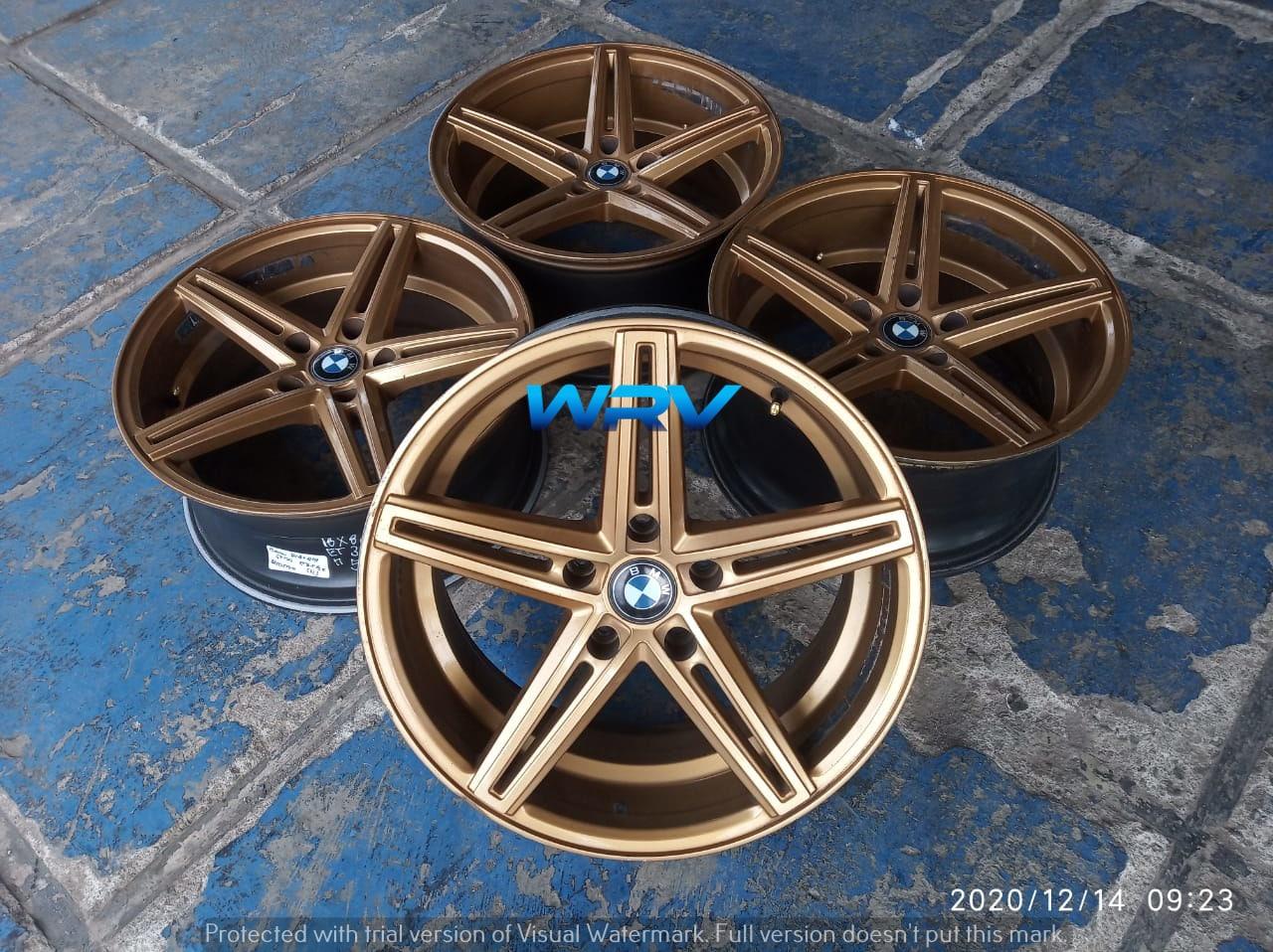 velg mobil seken bekas bmw ring 18×8 9 pcd 5×120 seken murah