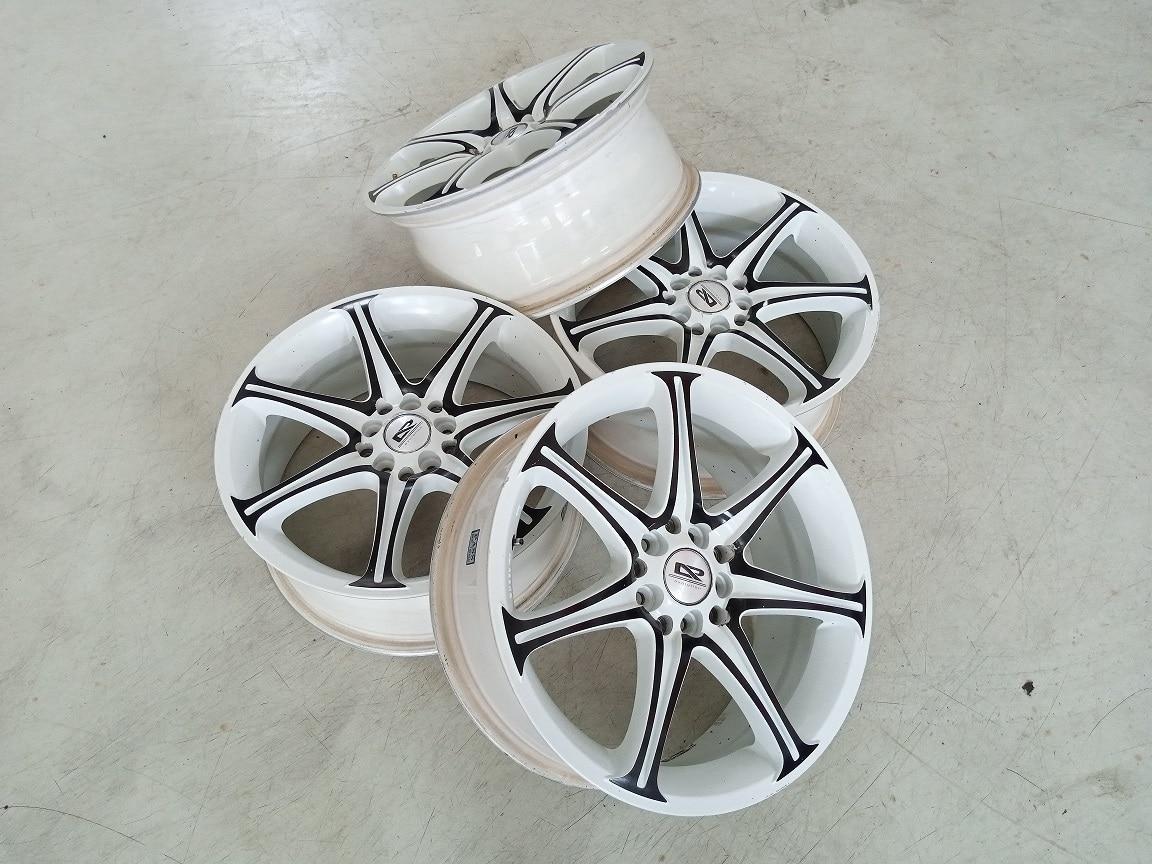 Velg Bekas Type AR-Evolution Ring 17 Buat Innova,X-Pander,Ertiga,Rush