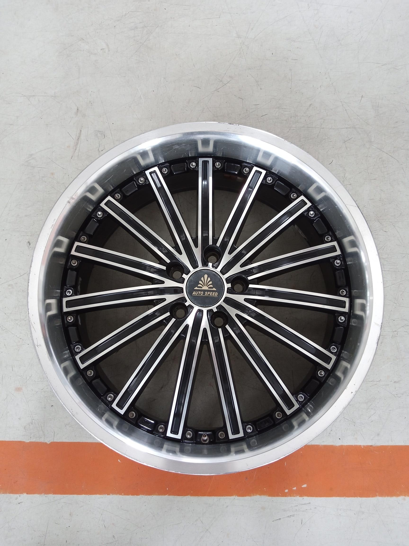 Velg Bekas Racing Type Auto Speed Ring 20 *Buat : Innova,Vitara,CR-V,HR-V