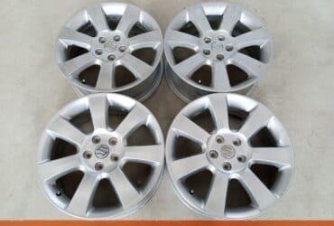Velg Bekas Oem Suzuki Grand Vitara JLX Ring 18 H:5×114,3 *Lokasi Bogor