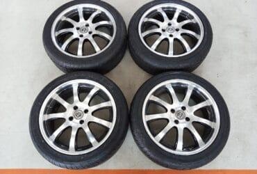 Velg Bekas Type Modelart Ring 17 Buat Mobil Mobilio Mazda Yaris JazzRs