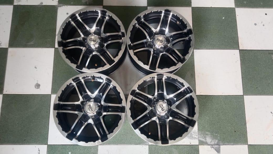 Jual Velg Mobil Bekas Model Ross Wheel Ring 14 Pcd 4×114,3